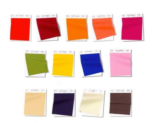 Colores de tendencia 2019