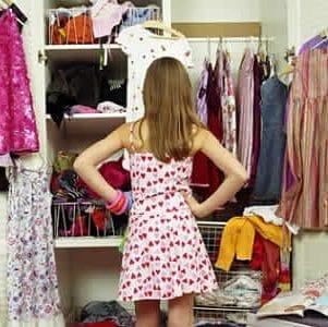 Dudas a la hora de vestir