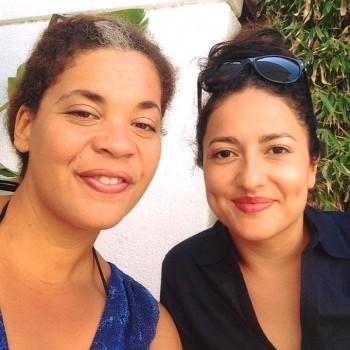 Stefanie y Lourdes
